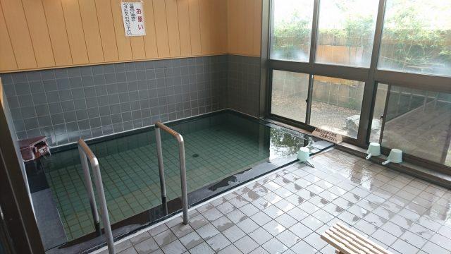温もりの湯浴室