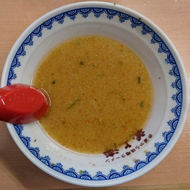 からみそスープ