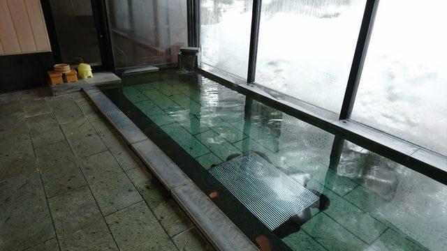 大浴場「月見草」