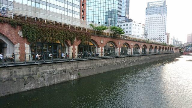 旧万世橋駅遺構