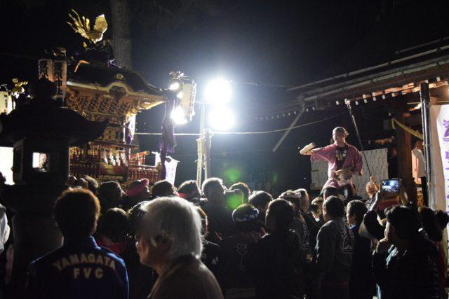 豊烈神社例大祭