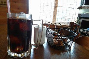 羅昆庵のコーヒー